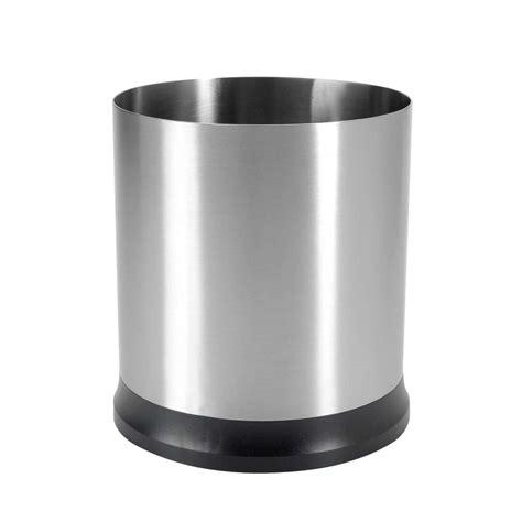 dynamic store stainless steel kitchen stainless steel rotating utensil holder oxo