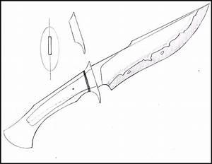Knife Drawing at GetDrawings | Free download