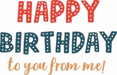 Birthday Happy Svg Cut Cool Stencil Very