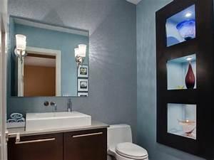 Half Bathroom or Powder Room | HGTV