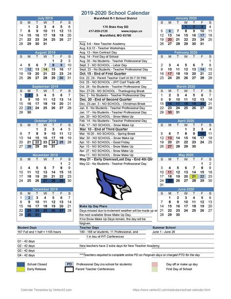 marshfield school district calendar publicholidaysus