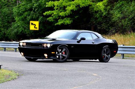 2011 Dodge Challenger SRT8 Pitch Black   car review @ Top