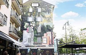 gucci wall hosts bloom fragrance vision