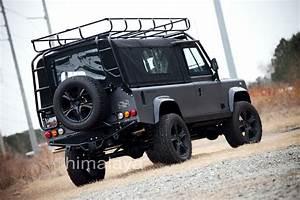 4x4 Land Rover : 9 best images about land rover defender on pinterest cars trucks and bespoke ~ Medecine-chirurgie-esthetiques.com Avis de Voitures