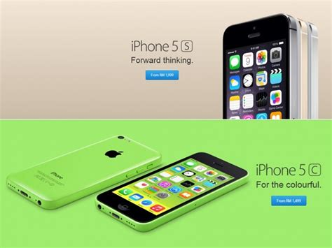 iphone 5s prices apple malaysia drops prices of iphone 5s and 5c now from