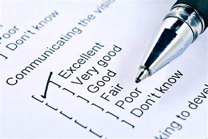 Feedback Client Formal Reasons Collect Four Questionnaire