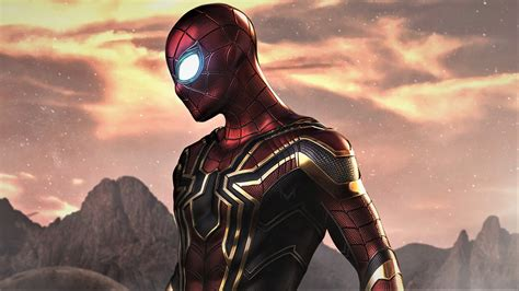 wallpaper spider man   home poster  movies