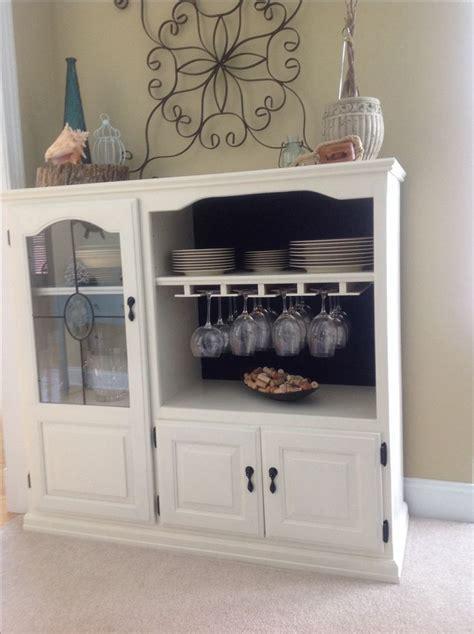 repurpose   tv cabinet