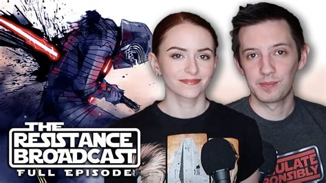 The Resistance Broadcast Discussing Fan Expectations