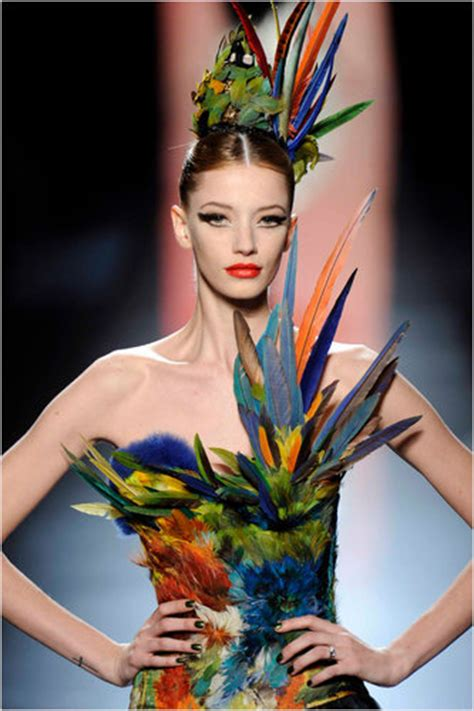 valentino  jean paul gaultier  couture  glorious