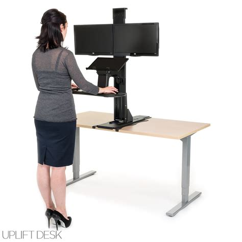 best standing desk converter 2017 standing desk convert 28 images the best standing desk