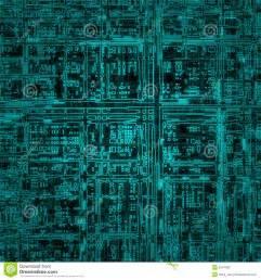 Electric Circuit Illustration