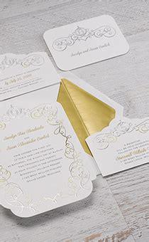 wedding stationery invitations disneys fairy tale