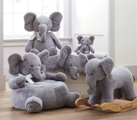 Elephant Plush Play Mat Pottery Barn Kids