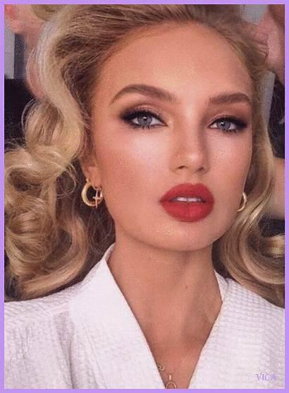 Makeup Lips Glam Bridal Lipstick Lip Looks