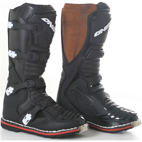 oneal element motocross boots oneal element 2 mx enduro quad motocross boots black 9 ebay