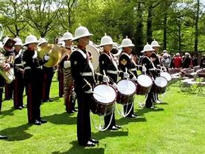 The Band of Her Majestys Royal Marines, May 4th 2010 in ...