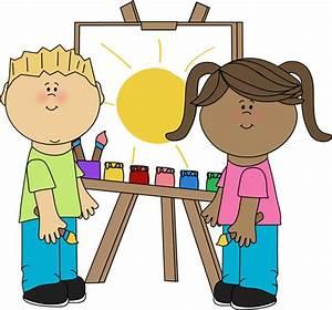 Art Class Clip Art - Art Class Images