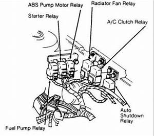 Dodge Ram Asd Relay Location