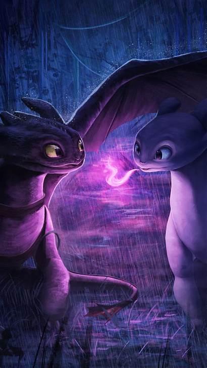 Dragon Dragons Fury Night Wallpapers Animation Train