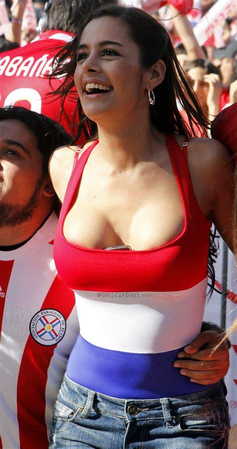Larissa Riquelme « World Cup Girls