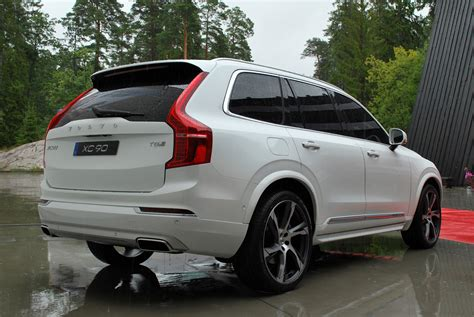 2015 volvo xc90 interior performance exterior styling