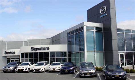 dealer mazda signature mazda richmond auto mall