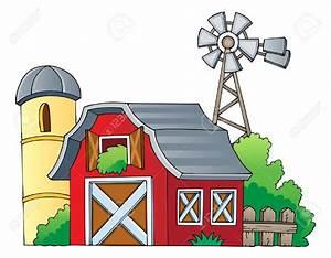 Farmhouse clipart - Clipground