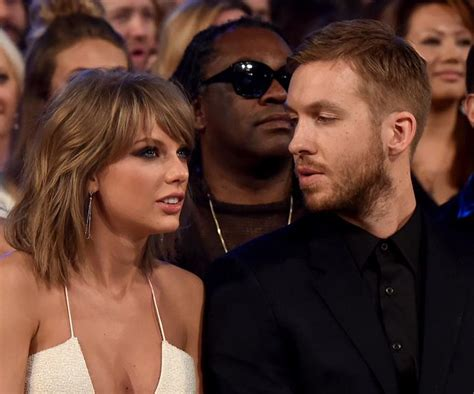 Taylor Swift and Calvin Harris address breakup   Woman's Day