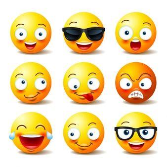 smiley vectors   psd files