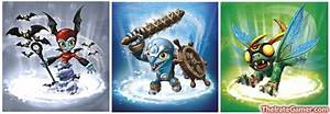 Skylanders trap team new! Water, undead, and life ...