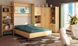Lit Double Escamotable Ikea : 33 best images about lit escamotable on pinterest lit mezzanine murals and guest rooms ~ Melissatoandfro.com Idées de Décoration