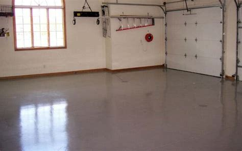 choose  clear coat  garage floor coatings