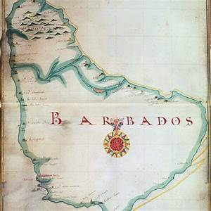 Barbados Is Part Of The Caribbean Windward Isles