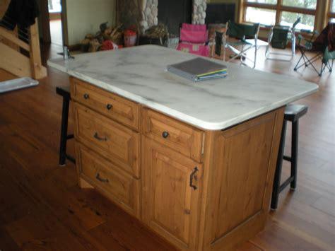 marble island top huisman concepts
