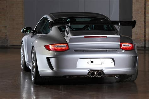 Porsche 911 997 Gt3 Rs 4.0 In 'gt Silver'.