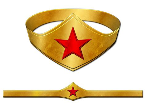 wonder woman tiara template for tiara the foam cave