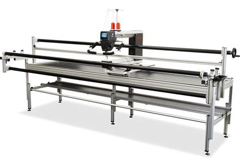 longarm quilting machines bernina longarm quilting machine q 24 q 20 on frame