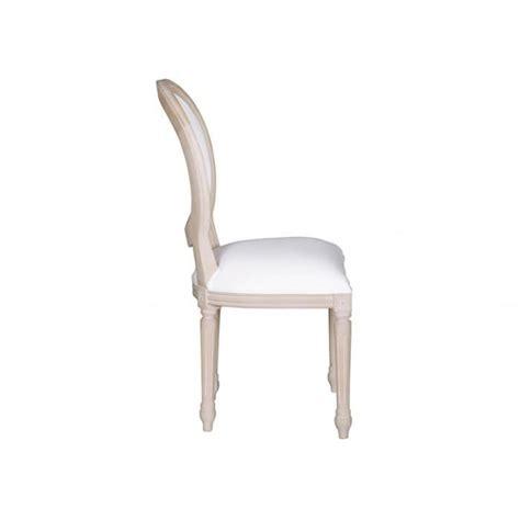 chaise tissu pas cher chaise tessy bois de manguier effet cérusé et tissu blanc achat vente chaise salle a
