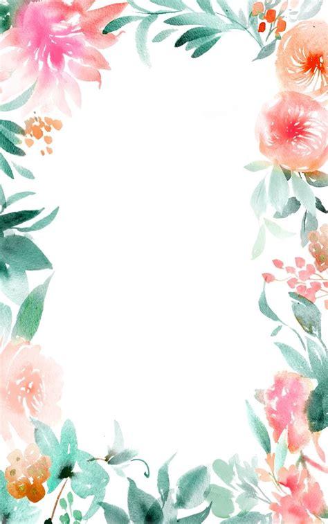 Your watercolor flowers stock images are ready. 642 best Paper - Floral images on Pinterest | Wallpapers, Watercolors and Iphone backgrounds