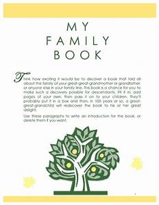 family tree template family history record template With family genealogy book template