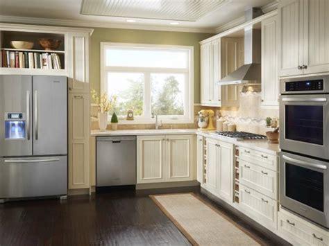 small kitchen design smart layouts storage  hgtv