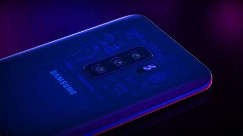 samsung galaxy s10 prototype will reportedly sport the