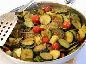 Zucchini Tomaten Gemüse : zucchini gem se mit kartoffeln und tomaten von imuel ~ Whattoseeinmadrid.com Haus und Dekorationen