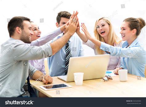 13612 business meeting table business meeting table stock photo 344320469