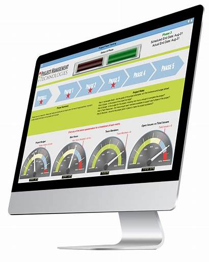 Project Management Dashboard Dashboards Software Idashboards