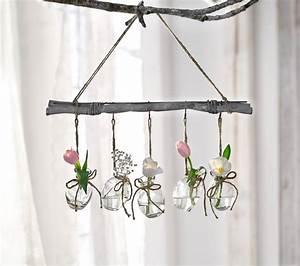 Deko Zum Hängen Ins Fenster : deko h nger small vases 6tlg wohnambiente shop ~ Indierocktalk.com Haus und Dekorationen