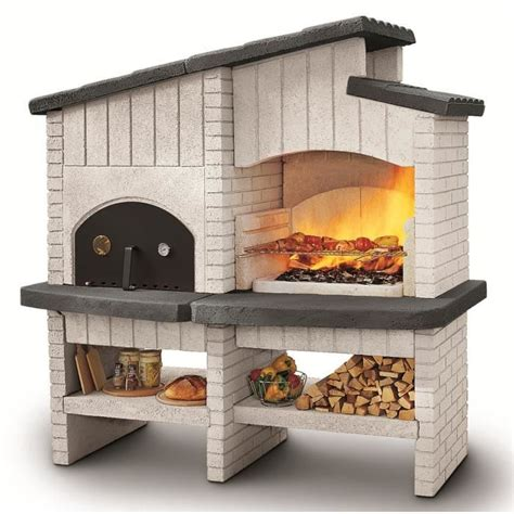 Barbecue Four Pizza by New Zeland Combin 233 Barbecue Et Four 224 Pizza 224 Combustible