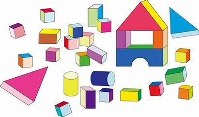 Clipart Block Toy Building Transparent Toys