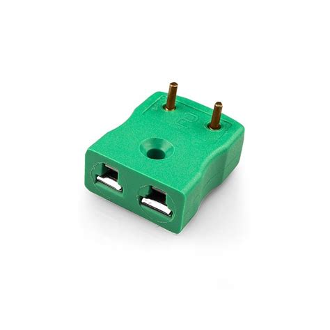Pcb Mounting Thermocouple Connector Socket Type Iec